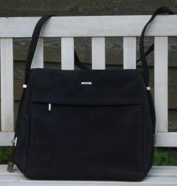 Vezzosi zwarte tas