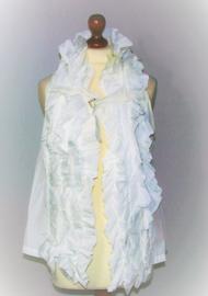 Cora Kemperman witte blouse -M