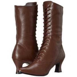 Funtasma Victorian bruine laarzen-40