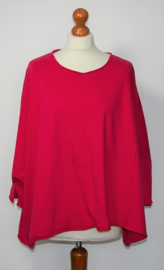 Cora Kemperman roze shirt-XL