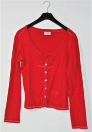 Completo rood vest-XL
