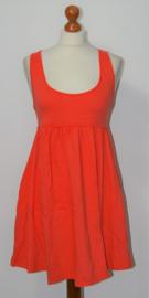 Asos oranje jurk-36
