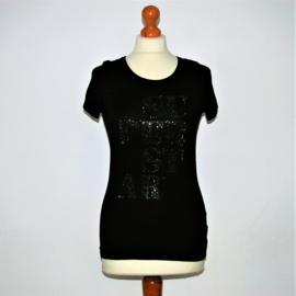 Superstar zwart t-shirt-S