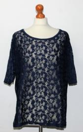 Madness blauwshirt -XL