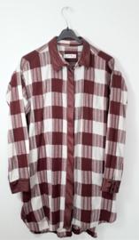 Ti Am geruite blouse-46