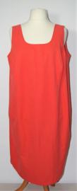 Wille koraalrode jurk-52
