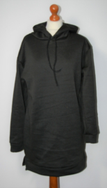 Zwarte sweater oversized- M/L
