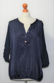 Silvercreek blauw shirt-XL