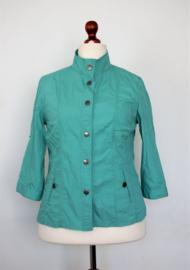 Laura Torelli groen jasje-42