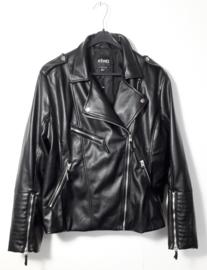 X-Two zwart bikerjack-50