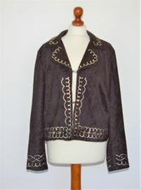 MNG suit- bruin jasje-XL