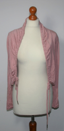 Superstar roze vest-S