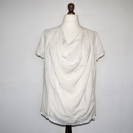 Object witte blouse- XL