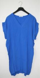 G. Ricceri blauwe tuniek-L