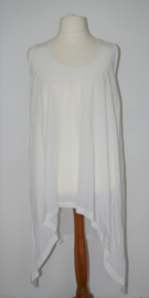 Dhio Fashion witte tuniek- 44/46
