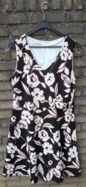 Batida bloemenprint jurk-5