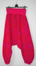 Roze/paarse zouavebroek-44
