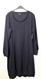 Ophilia zwarte jurk-4