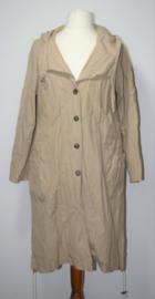 Yulin beige jas-44