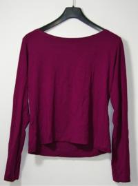 Cora Kemperman paars shirt-L