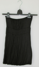 Wme zwart jurkje-XS