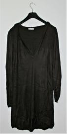 Vila zwarte jurk-M