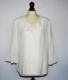 Alex&Co creme blouse-44