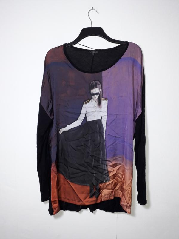 Geisha shirt-3XL