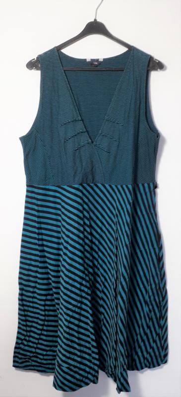 Rimini gestreepte jurk -5