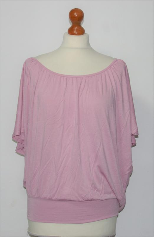 Eksept roze shirt-S