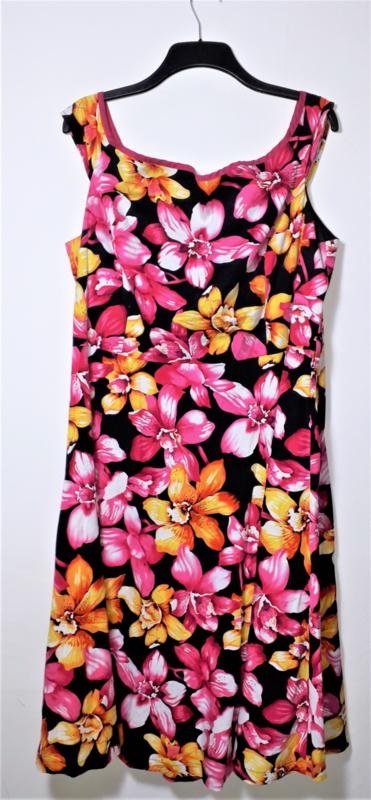 Lindy Bop bloemenjurk-50
