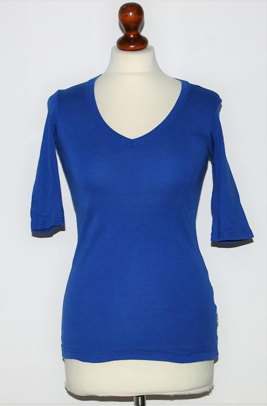 Sissy Boy blauw t-shirt-S