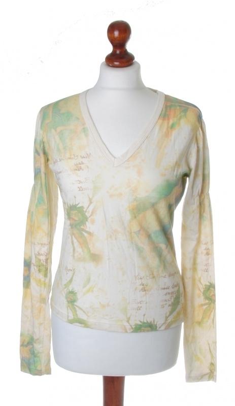 Indian Rose Shirt - M