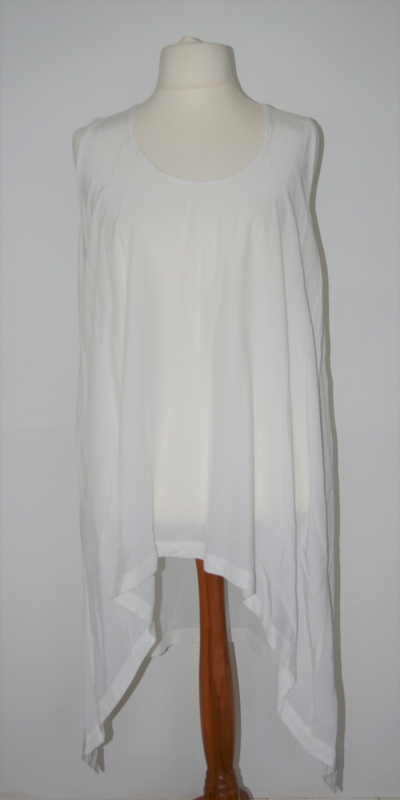 Dhio Fashion witte tuniek- 44/46