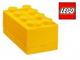 Lego Lunchbox Geel