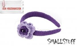 SmallStuff Diadeem Paars / Lavendel