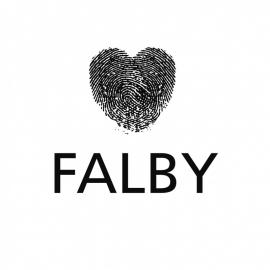 Twee Falby Opbergblikken