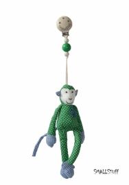 SmallStuff Clip aapje groen