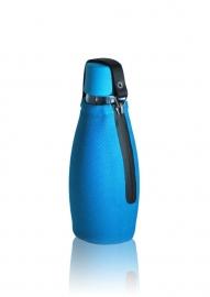 Retap Blauwe Sleeve voor Waterfles 0,5lt