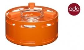 QDO design theelicht oranje