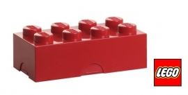 Lego Mini brick XS Rood