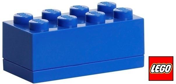 Lego Mini brick XS Blauw