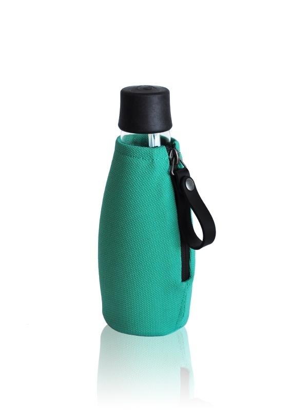 Retap Groene Sleeve voor Waterfles 0,5lt