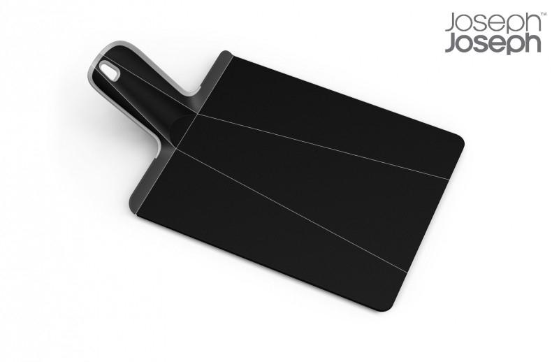 Flexibele snijplank Chop2Pot™ Plus Zwart