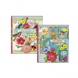 Pip School collection `14-`15 ringbinder A4 2-rings