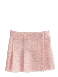 Maileg kledingsetje medium girl, wool tweed skirt rose