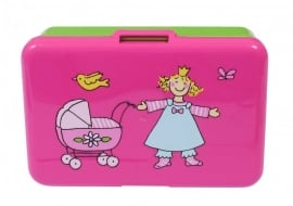 Rice lunchbox, with princess large