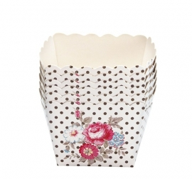 Greengate baking tray small Tilde off white