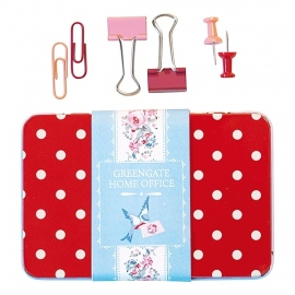 Greengate Clip kit set 3 in 1 Simone blue