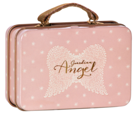Maileg metal suitcase,  Angel Wings
